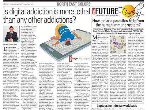 Is digital addiction is more lethal than any other addictions?